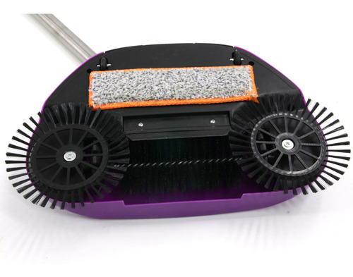 aspiradora barredora manual mango extensible - impre$ionante