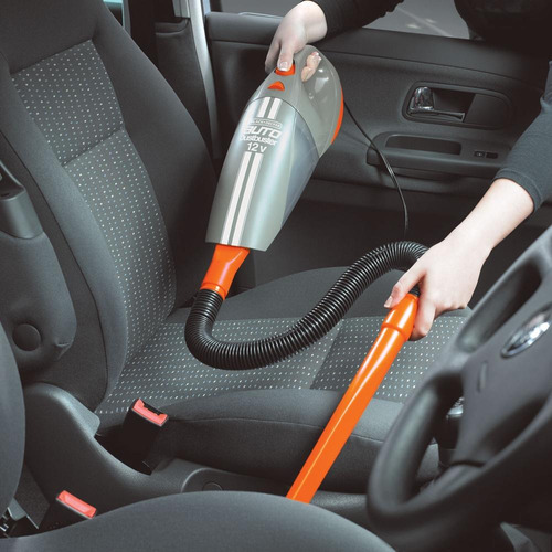 aspiradora black + decker para auto 12v 12.5w 700ml