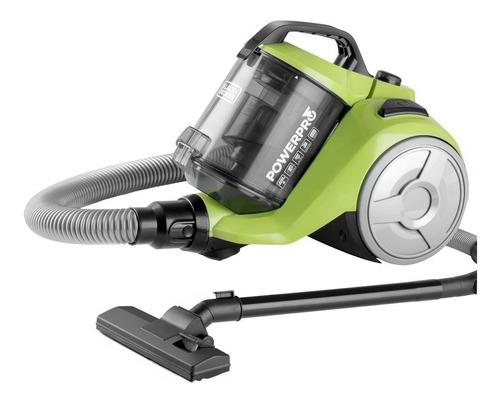 aspiradora black+decker power pro, verde vcbd8530