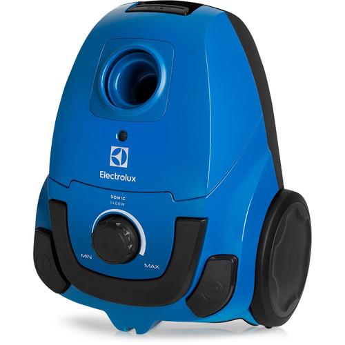 aspiradora  c/bolsa electrolux son10 1400w de consumo.