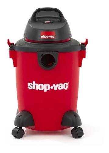 aspiradora clasica seco mojado 6 gal 3.0 hp  shop vac