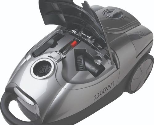 aspiradora con bolsa somela power plus 2200n