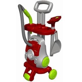 Niños Carrito Electrodomestico Real Para Limpieza Aspiradora KlcF1J