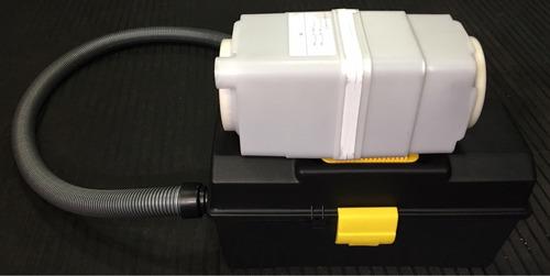 aspiradora de toner motor samsung 2000w
