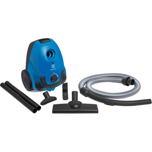 aspiradora electrolux con bolsa son10 azul
