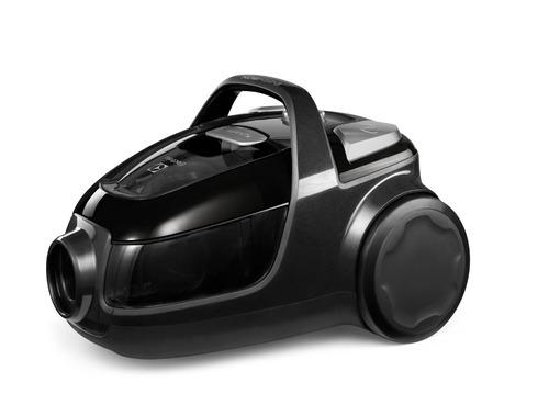 aspiradora electrolux de tanque easy1 negra