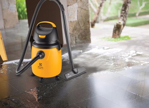 aspiradora electrolux gt30n 1300w de tacho 20 litros