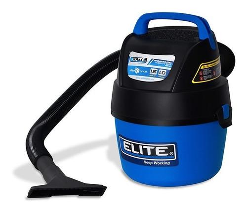 aspiradora elite vc0110p, 1 gal, 1.5 hp, tanque húmedo seco