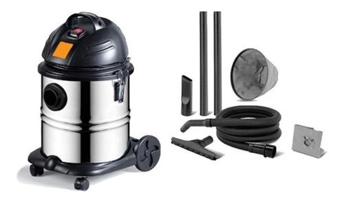 aspiradora goodyear liquido/seco cromada 20lt 1400w pintumm