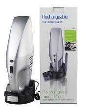 aspiradora inalambrica vacuum cleaner recargable carro casa
