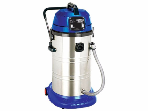 aspiradora industrial 2000w 60 l polvo/liqui 2 motores gamma