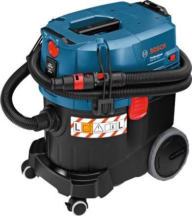 aspiradora industrial bosch gas 35 l sfc + bolsa recolectora