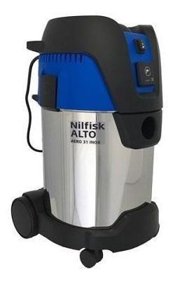 aspiradora industrial italiana sopladora líquidos y sólidos