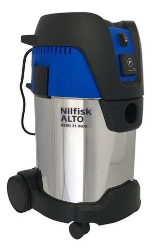 aspiradora industrial polvos líquidos soplador 1año garantia