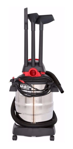 aspiradora industrial shop vac  6 hp 45 lts  usa