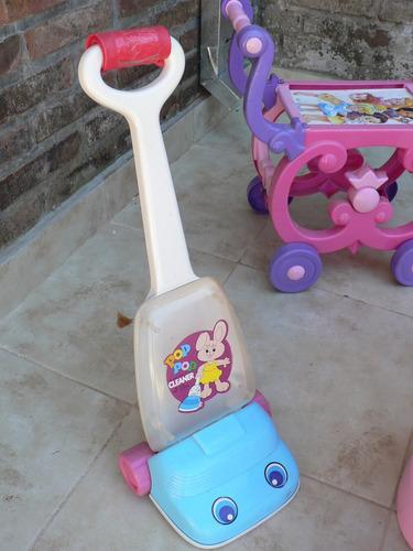 aspiradora juguete hace ruido cuando aspiras excelente est
