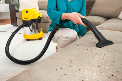 aspiradora karcher polvo y agua wd3 premium