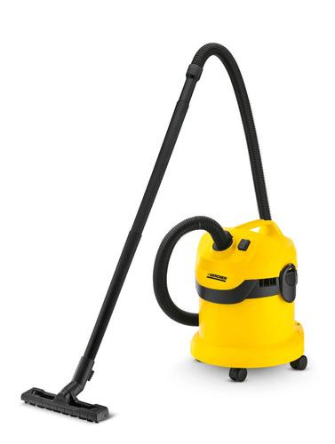 aspiradora karcher wd2 agua y polvo
