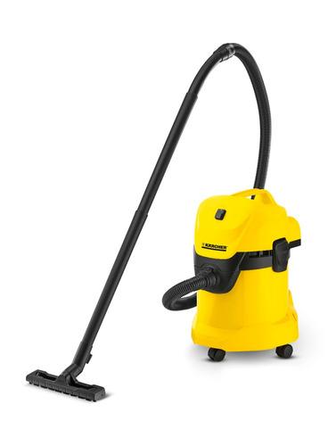 aspiradora karcher wd3 agua y polvo