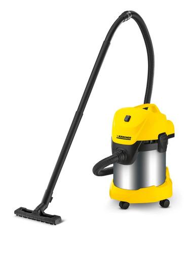 aspiradora karcher wd3 premium agua y polvo