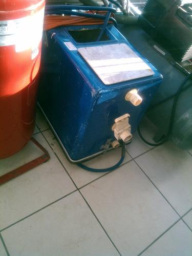aspiradora lavadora de alfombras y vestiduras 110v