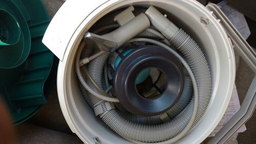 aspiradora lavadora de alfombras y vestiduras bissell 110v