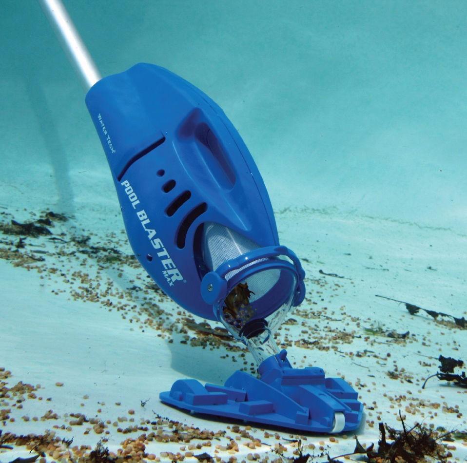 Aspiradora limpiadora de piscina alberca pool blaster maxx for Aspiradoras para piscinas