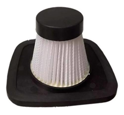 aspiradora manual qkl 12v 120w filtro hepa + accesorios sti
