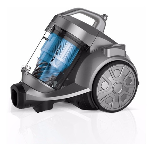 aspiradora midea sin bolsa multi cyclone 2000 watts