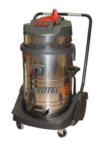 aspiradora para arena silica sand blast granalla