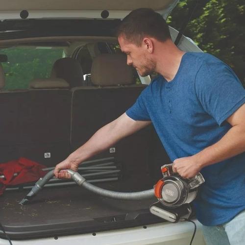 aspiradora para auto 12v black and decker compacta premium