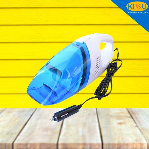 aspiradora para auto portátil 12v potencia + accesorios