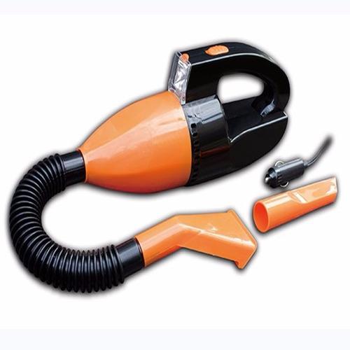 aspiradora para carro con linterna potente 60w 12v