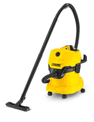 aspiradora polvo y agua karcher wd4