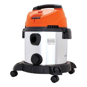 Aspiradora Polvo/agua 20l 1600w Bdwds20-b2c Black+decker