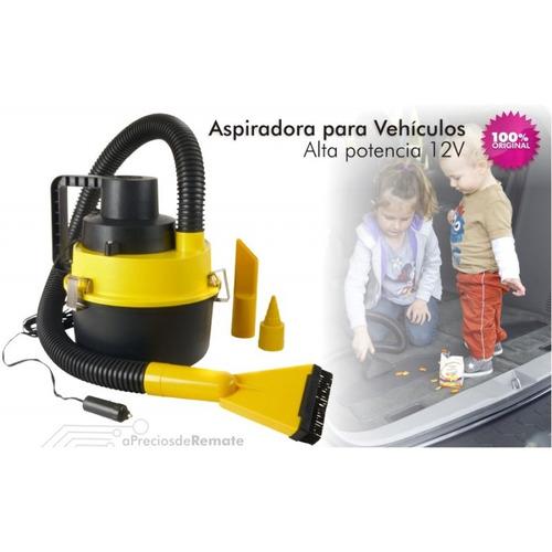aspiradora portátil auto de alta potencia 12v 93w pro origin
