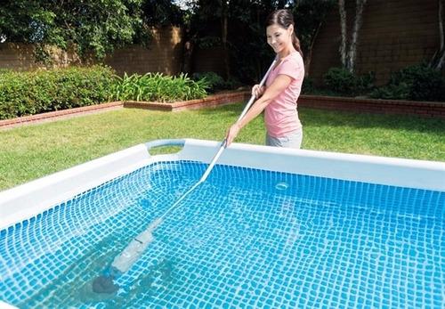 aspiradora recargable para piscina o jacuzzi