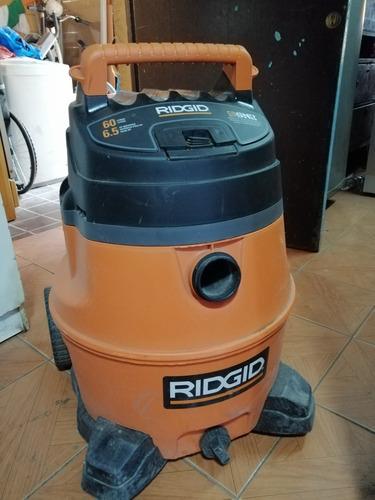aspiradora  ridgid industrial
