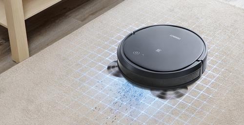 aspiradora robot ecovacs deebot 500- compatible alexa/google
