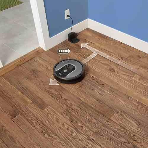 aspiradora robot irobot roomba 960