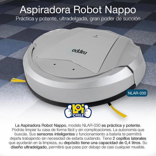 aspiradora robot nappo ultradelgada loi chile