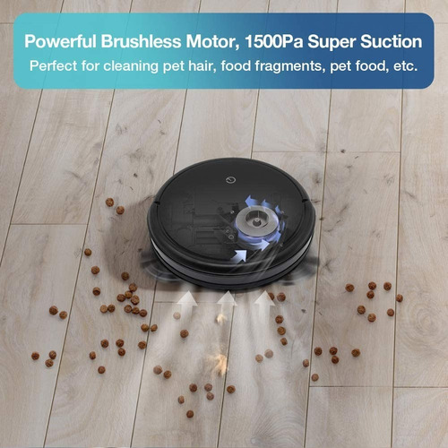 aspiradora robot yeedi k600