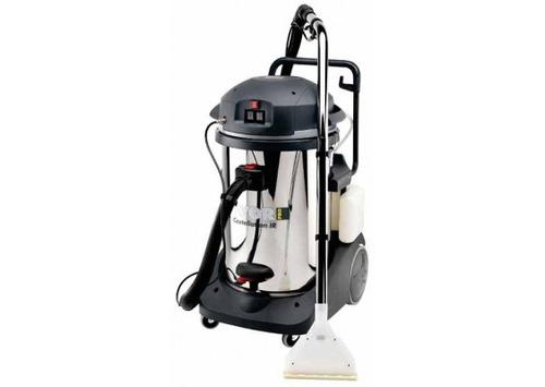 aspiradora seco líquido de 80 l con inyección de detergente.