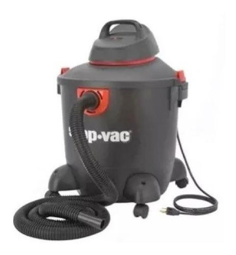 aspiradora  seco/húmedo 8 gal 4 hp