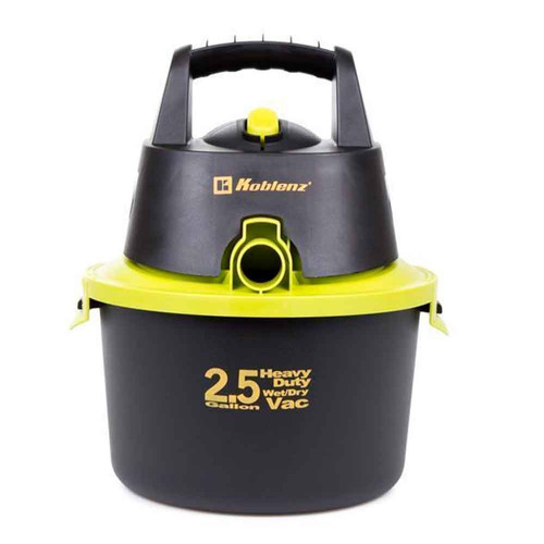 aspiradora seco/mojado con 3 accesorios koblenz wd 2.5k
