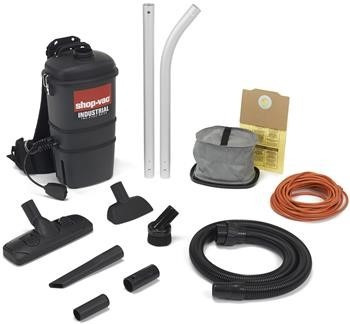 aspiradora shop-vac 1.5 galones mochila 2.0 h.p. peak