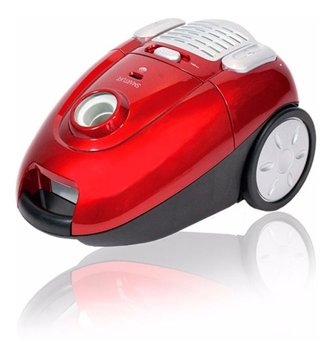 aspiradora smartlife c/bolsa de tela 1600w 2lts vc870216