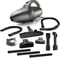 aspiradora sopladora vacuum cleaner 2 en 1 casa auto rojo