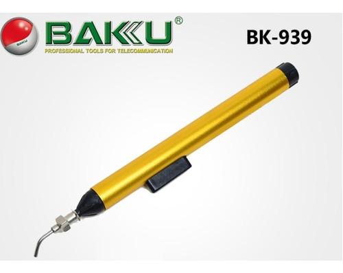 aspiradora succionador lapiz chip ic resistencias baku