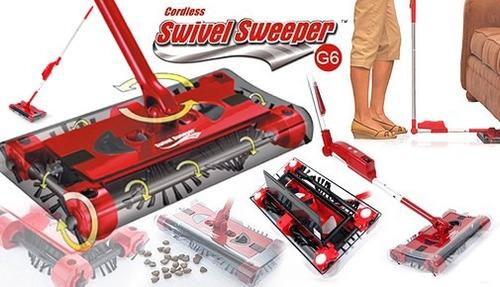 aspiradora swivel sweeper g6 de la tv 360º / sapra